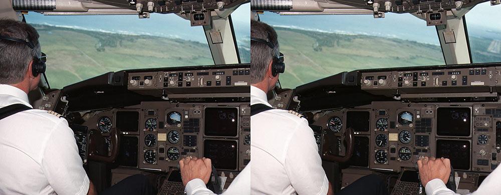 Landeanflug Puerto Plata