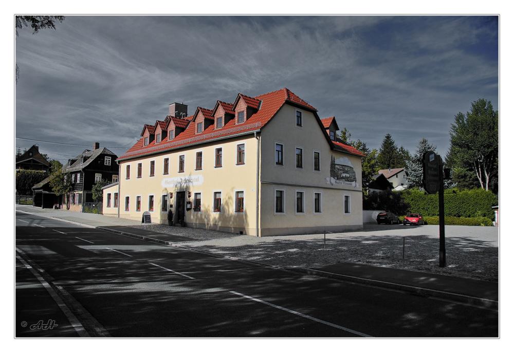 "Landgasthof  ""Friesental"""