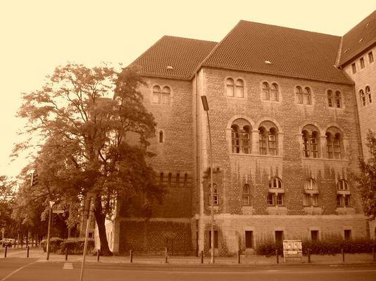 Landgericht in Berlin...