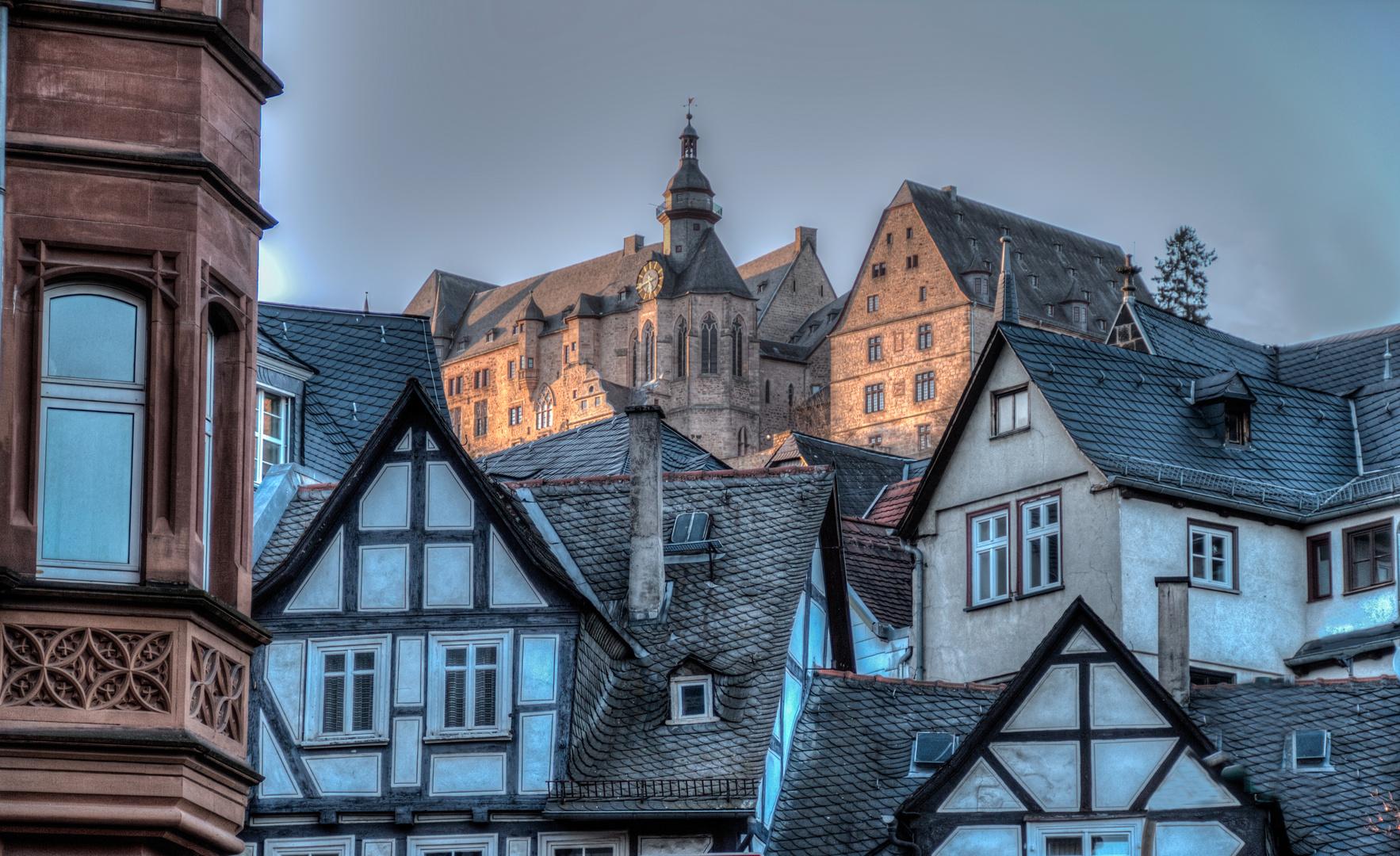 Landgrafenschloss in Marburg