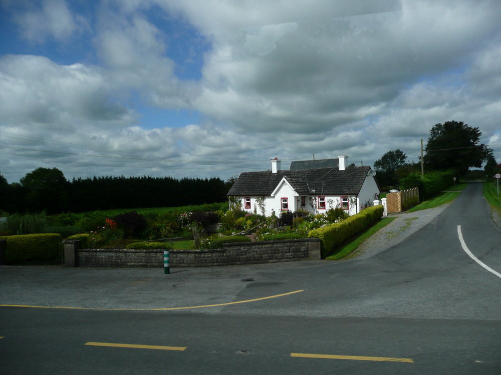 Landhaus in Irland