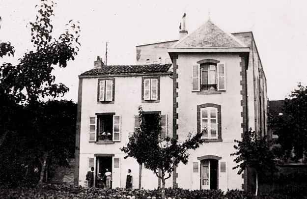 Landhaus um 1935