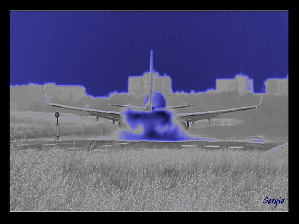 Landing. (Proyecto Volar)