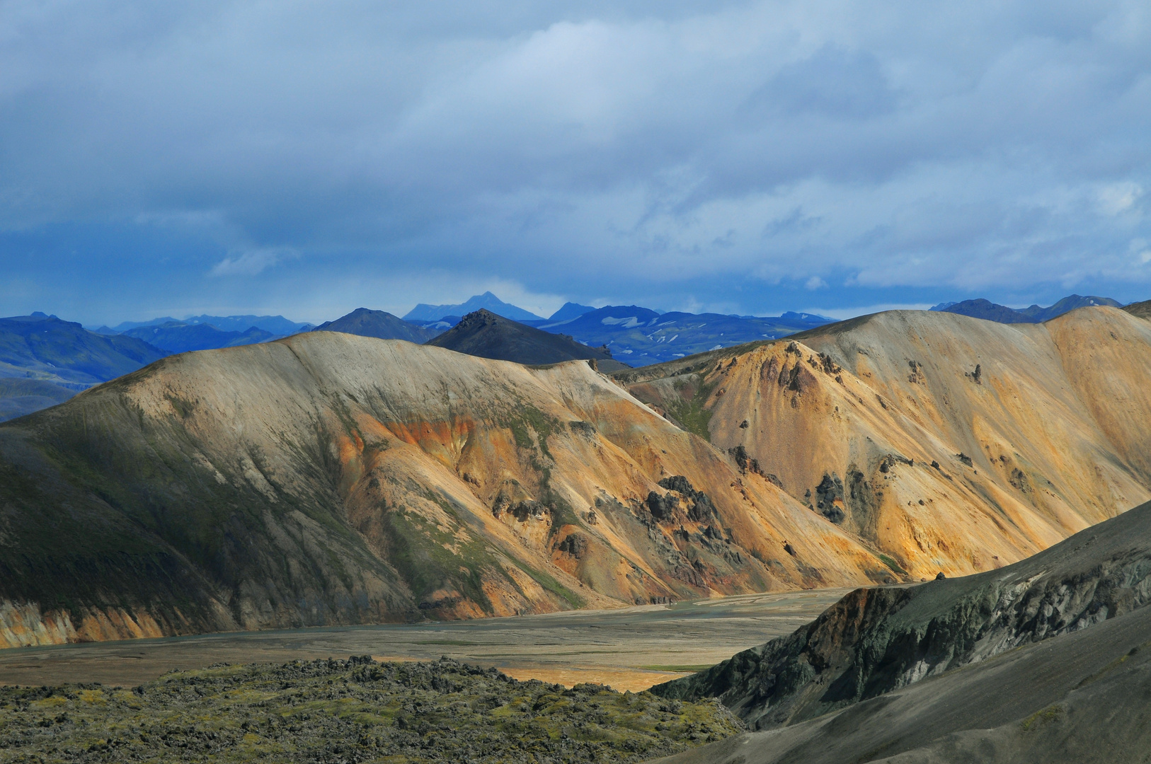 Landmannalaugar - Lava at its best!