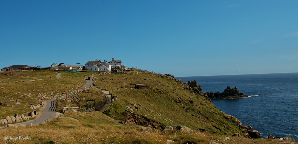 Lands End / Cornwall