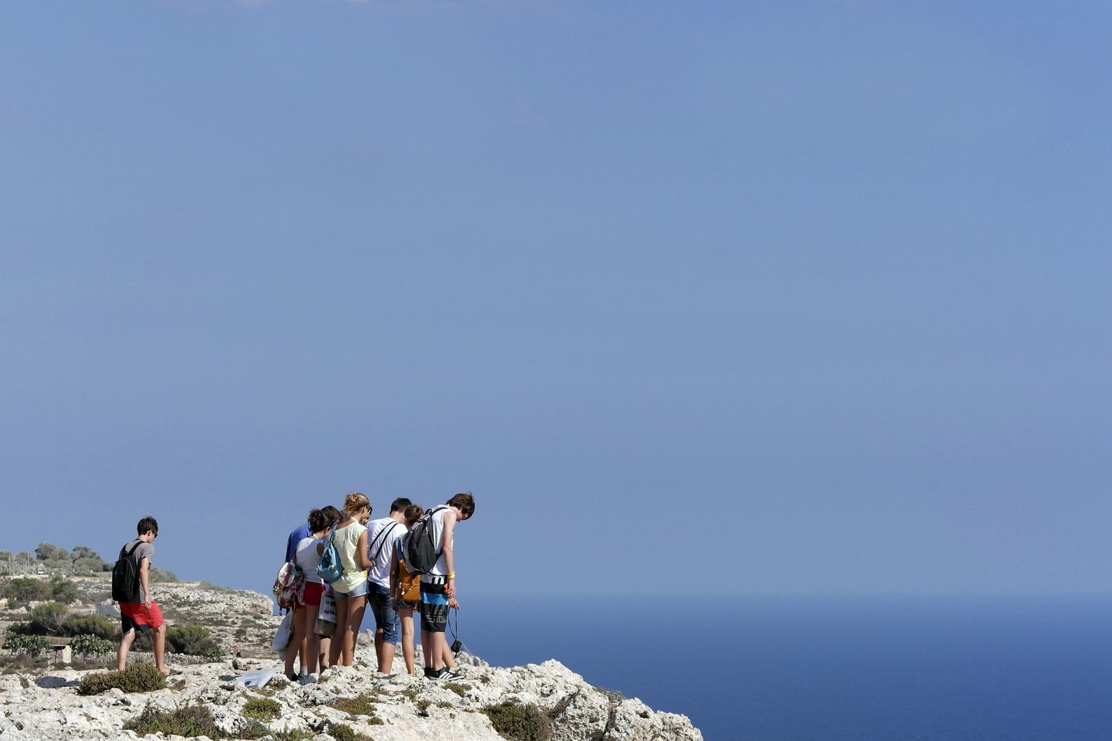 Land's End - Höchster Punkt Maltas