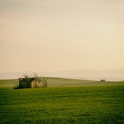Lands of Basilicata, Italy