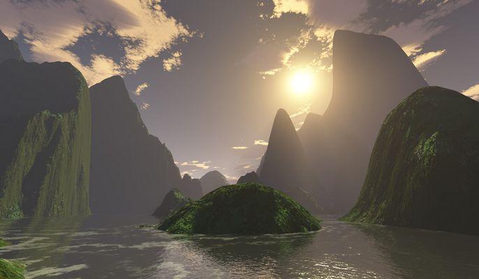 Landscape rendering 034