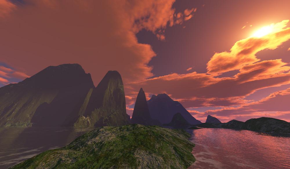 Landscape rendering 075
