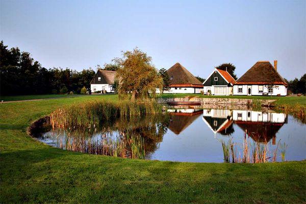 Landschaft auf Texel