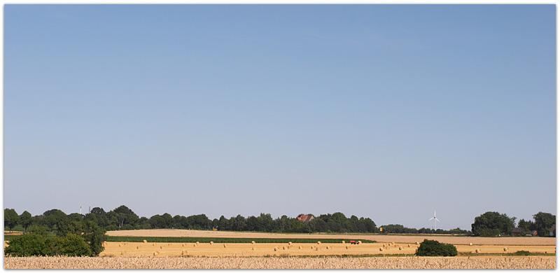 Landschaft bei Recklinghausen