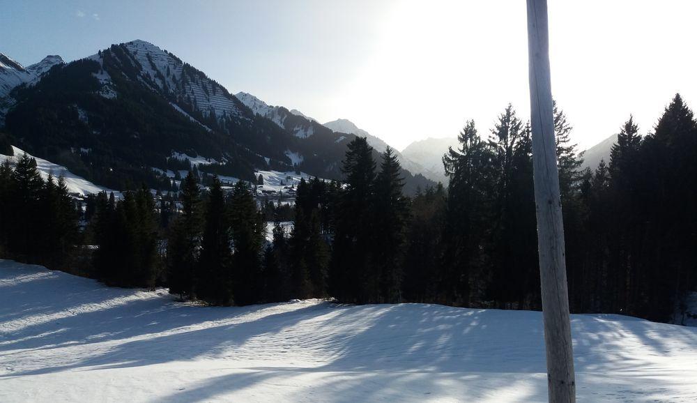 Landschaft bei Riezlern J5-24