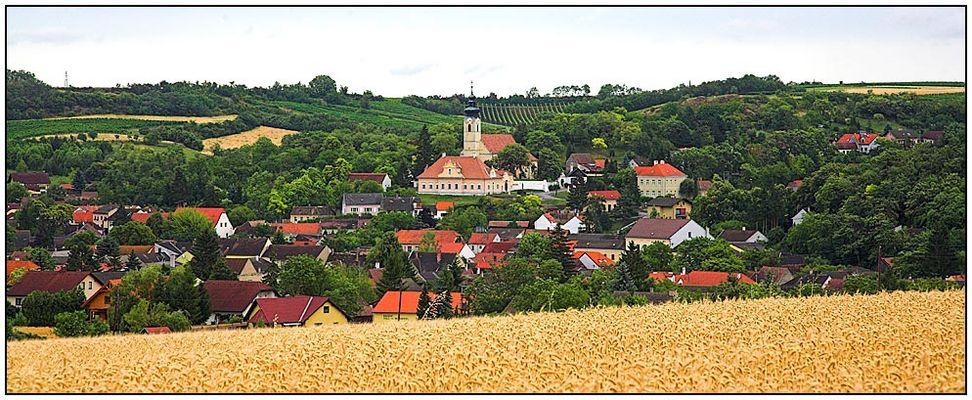 Landschaft im Weinviertel