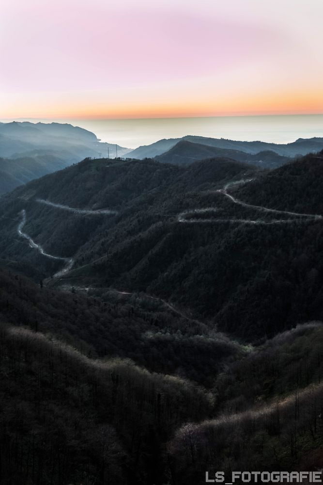 Landschaft in Artvin