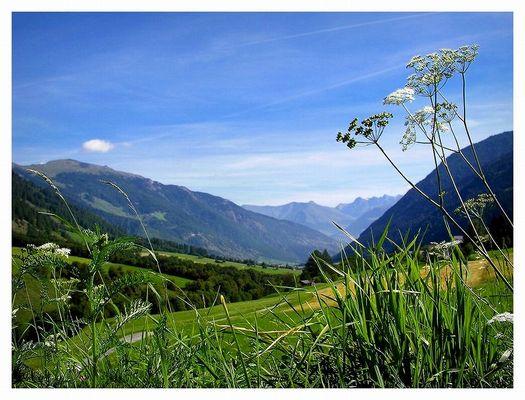 Landschaft in Graubünden