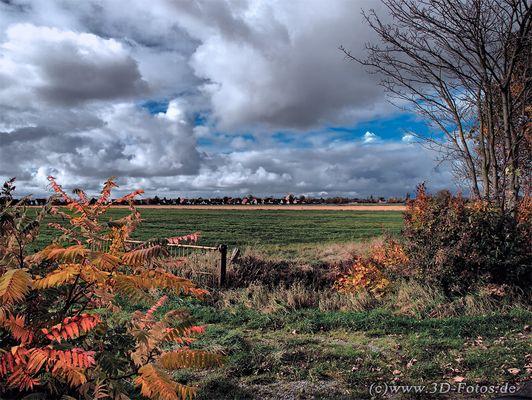 Landschaft in HDR