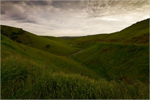 Landschaft in Kalifornien - Nahe Mariposa 2