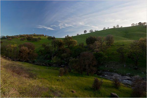 Landschaft in Kalifornien - Nahe Mariposa