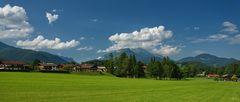 Landschaft in Schönau ..