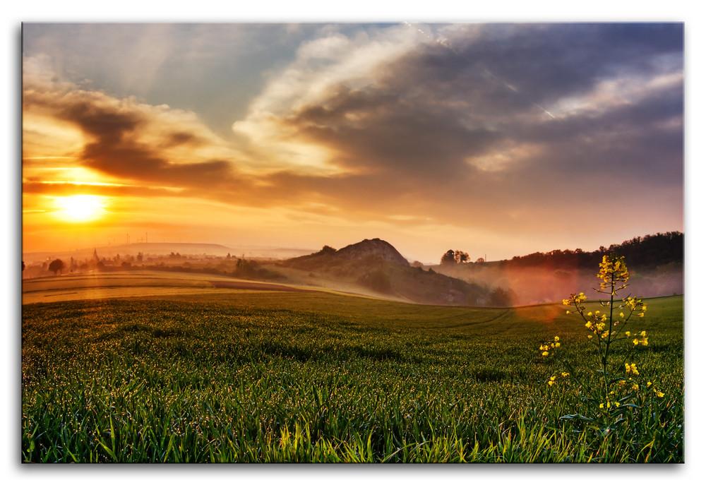 """Landschaft in """"Technicolor"""" :-)"""