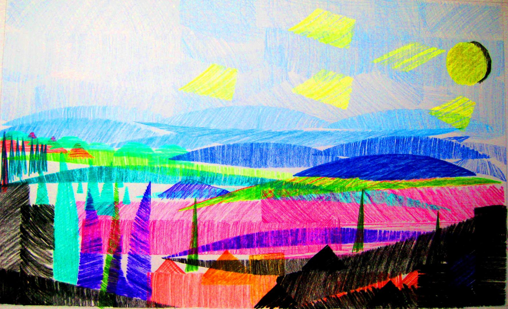 Landschaft M.A.