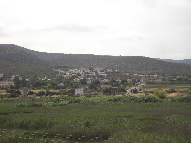 Landschaft Peñíscolas