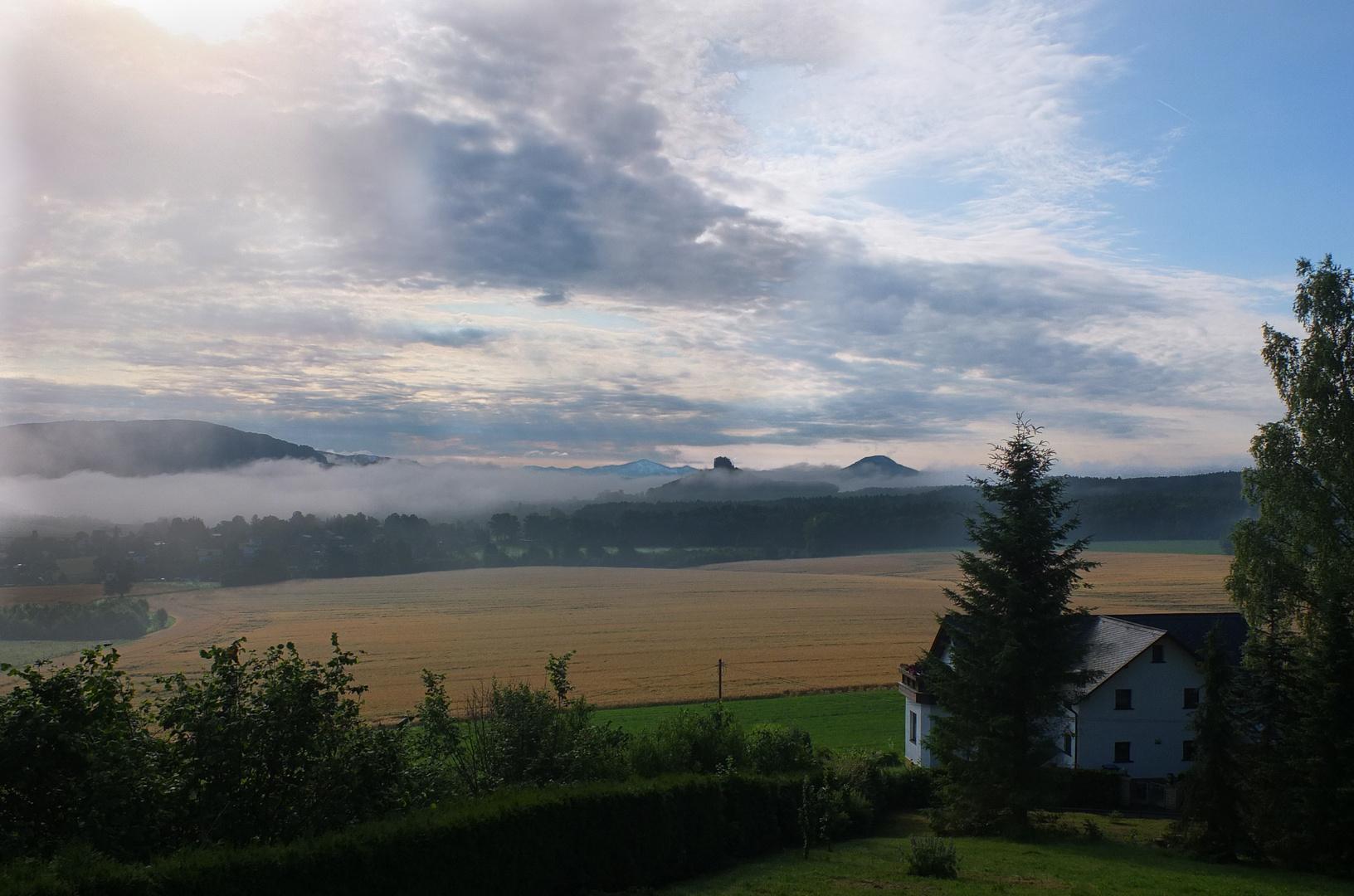 Landschaft Sächsische-Schweiz 2
