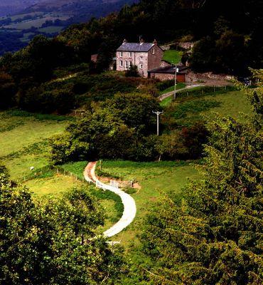 Landschaft, Wales