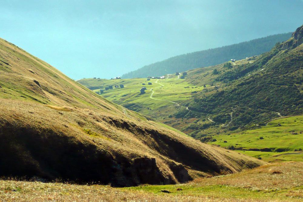 Landschafts-Farben