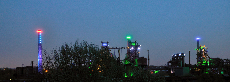 Landschaftspark Duisburg 4
