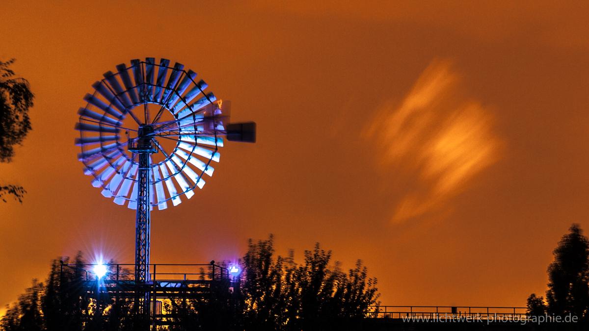 Landschaftspark Duisburg illuminiert 4