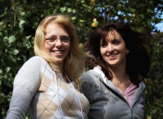 Landschaftspark Duisburg - Kim & Patti