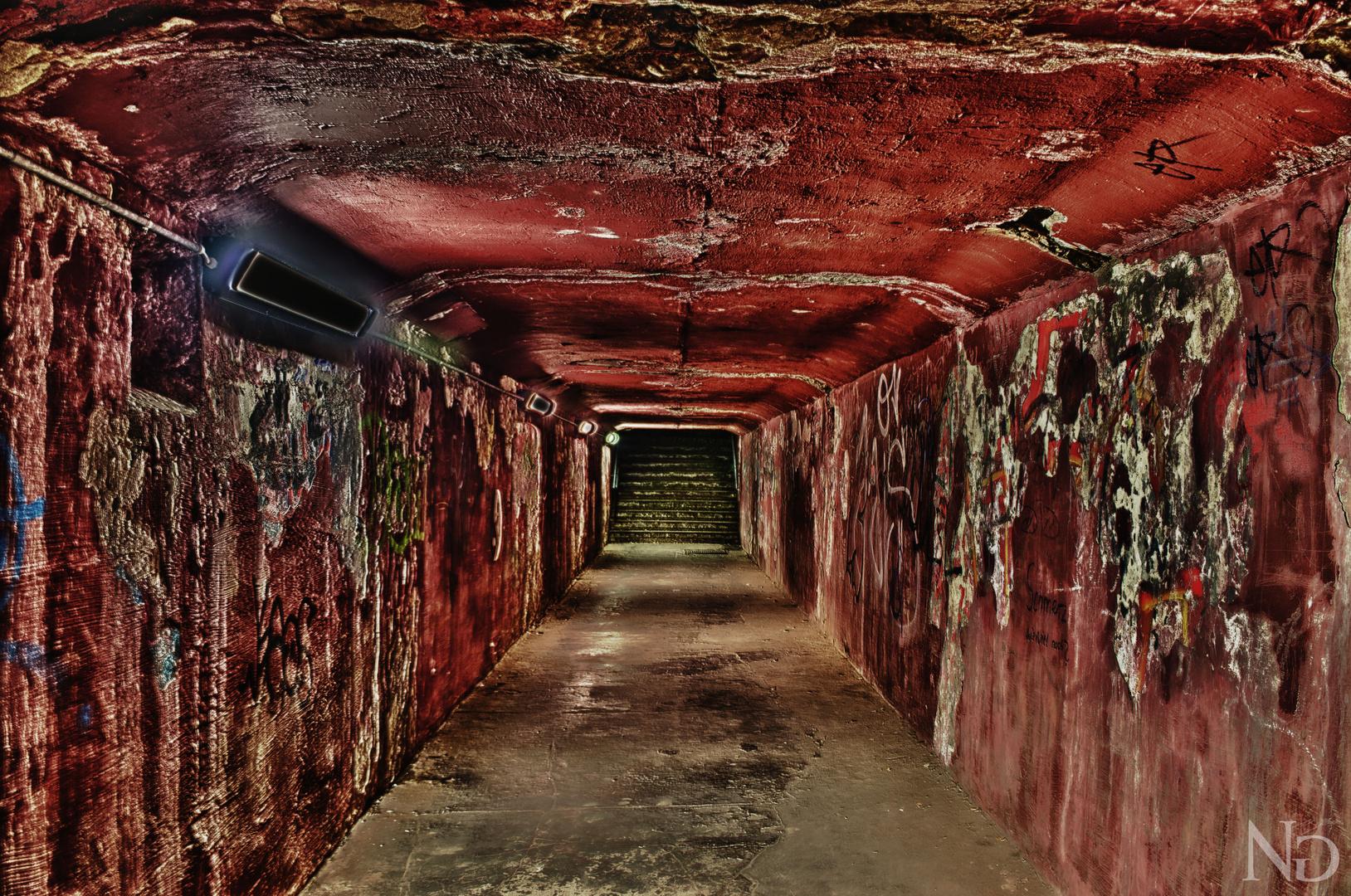 Landschaftspark Nord Tunnel 2
