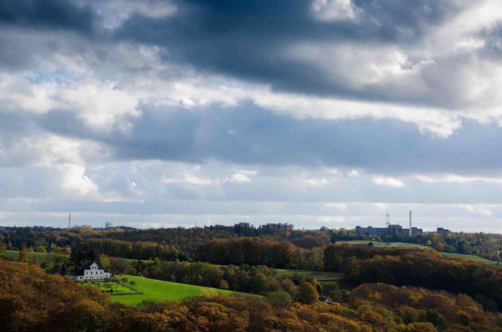 Landschaftszüge an der Ruhr
