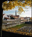 Landshut im Herbst