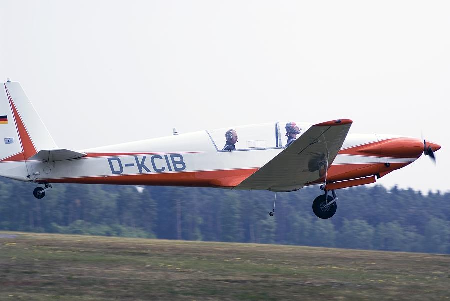 Landung?
