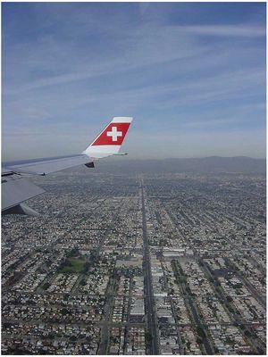 Landung in L.A (reload)