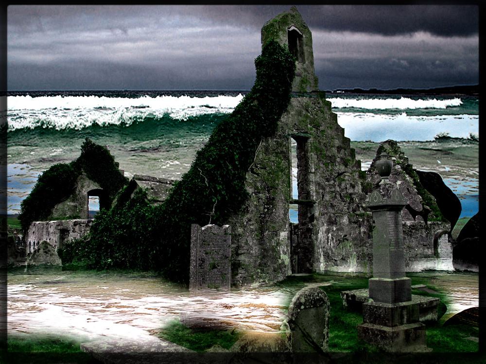 Landunter in Scotland