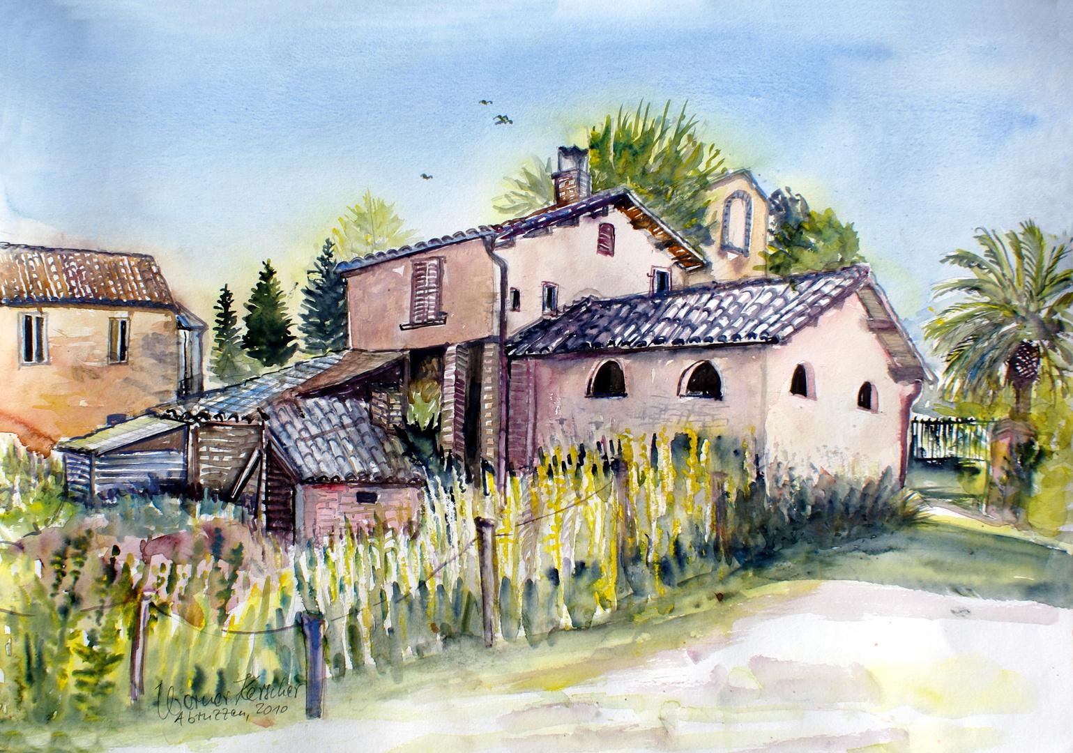 Landwirtschaft ade - Tortoreto