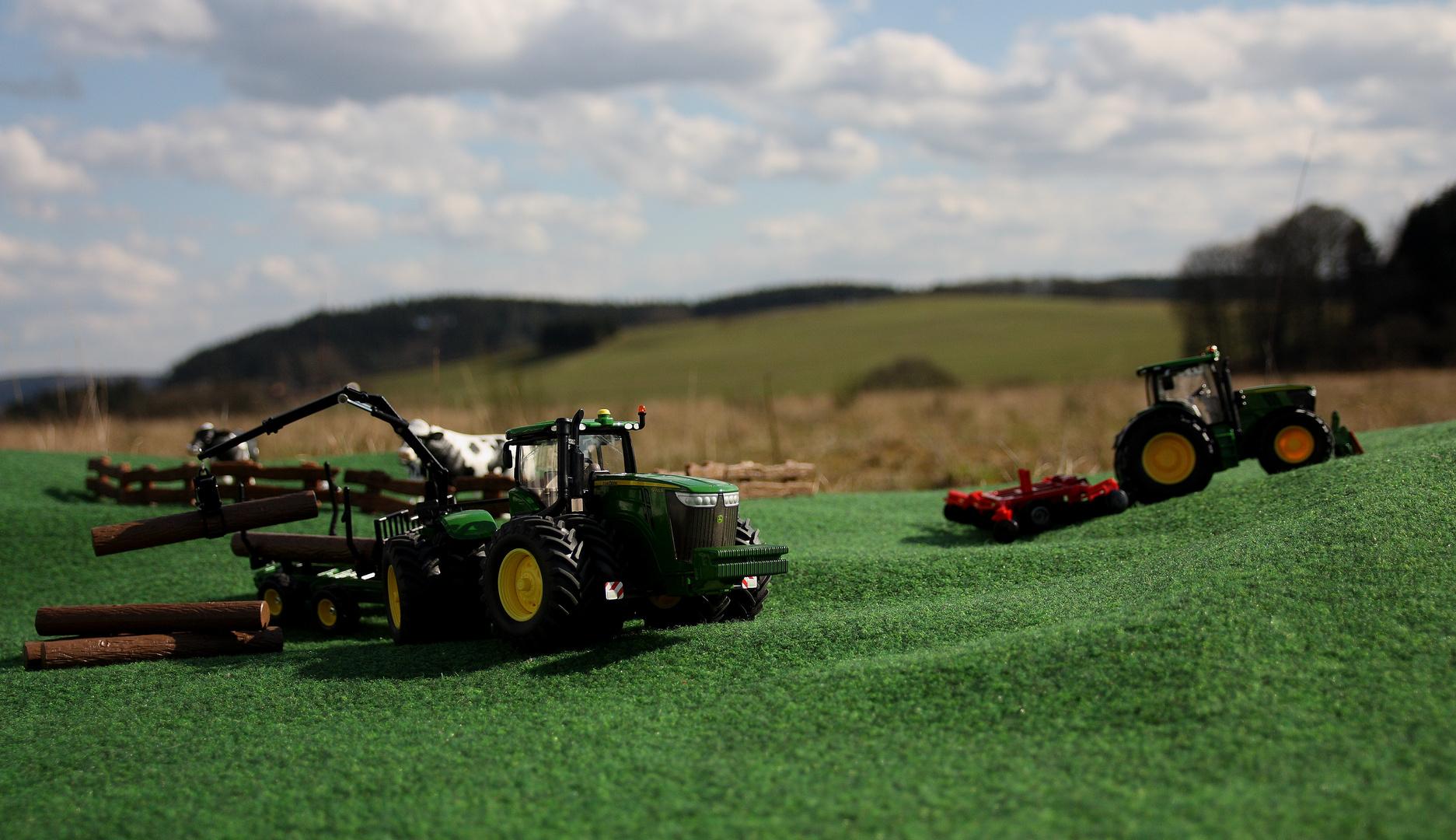 Landwirtschaft und Technik II