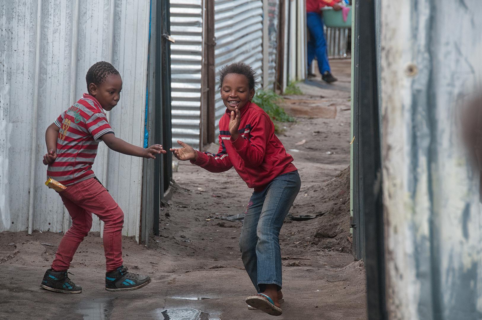 Langa Cape Town Lets Jive