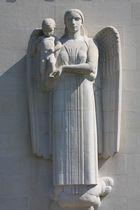 L'ange de la paix
