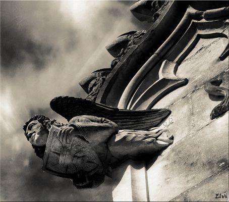 L'ange de St Matthieu