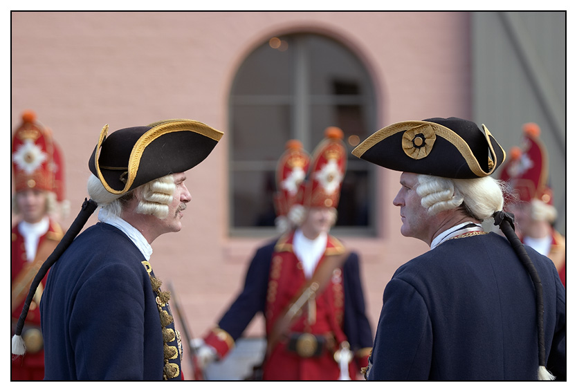 Lange Kerls - Offiziere_scharf