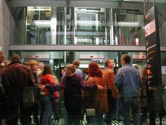 Lange Nacht der Museen - Run auf die Kunst