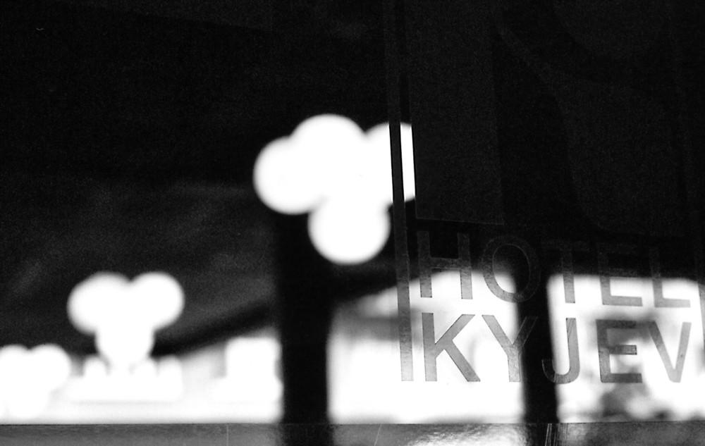 Lange Nächte im Hotel Kijew