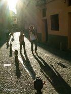 Lange Schatten