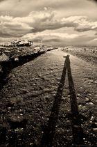 ... lange Schatten