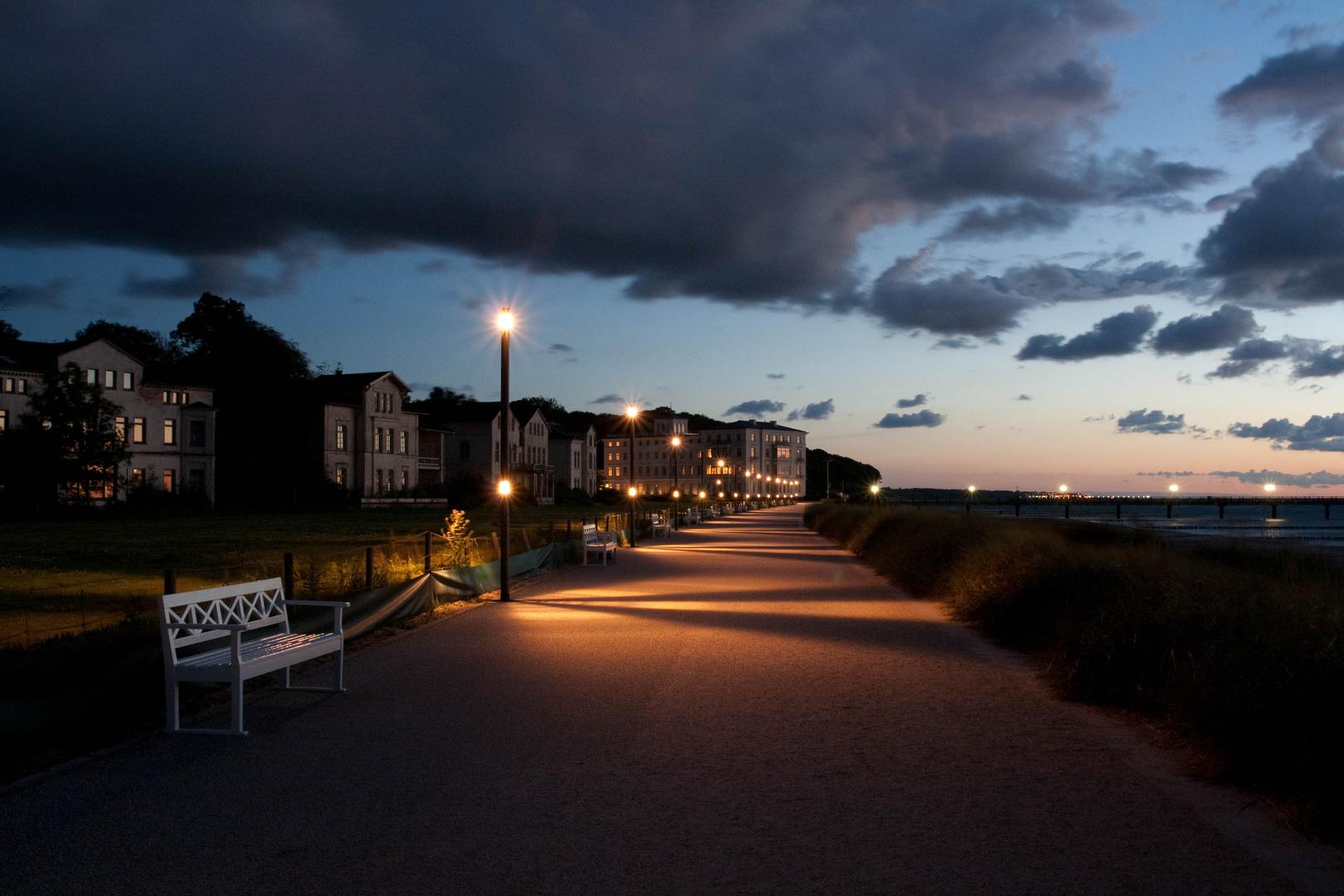 Lange Strandpromenade Heiligendamm