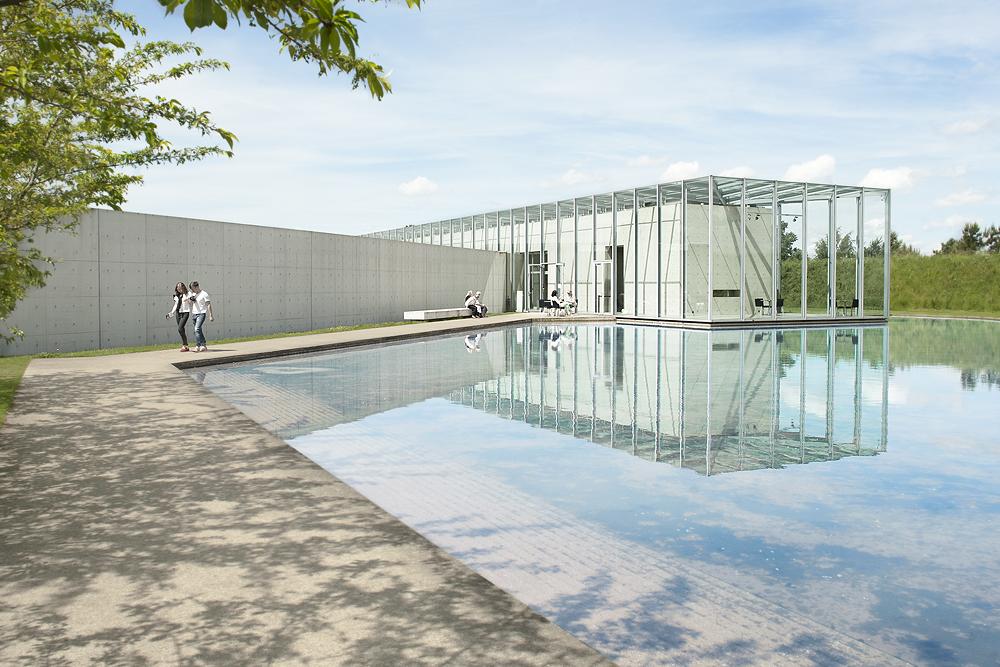 Langen Foundation - in Neuss - von Tadao Ando